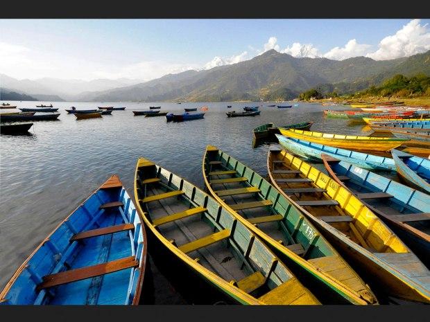 les-barques-de-pokhara